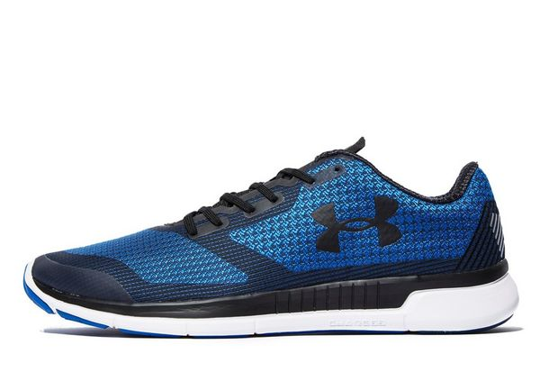 Zapatillas azules Under Armour baratas