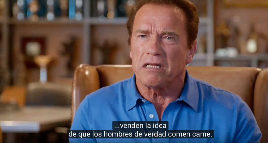 The Game Changers - Arnold schwarzenegger