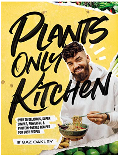 Plants only kitchen - recetas veganas